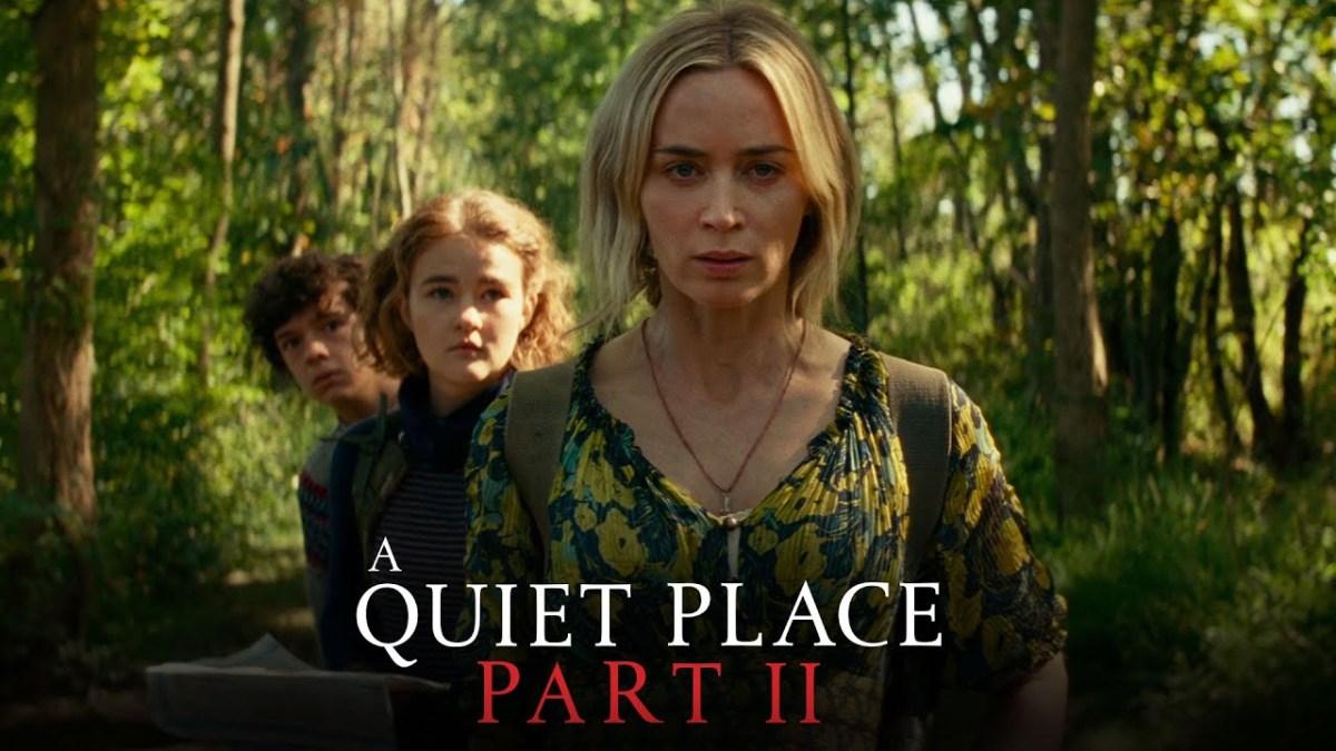 A Quiet Place: Part II libera monstruoso tráiler completo oficial