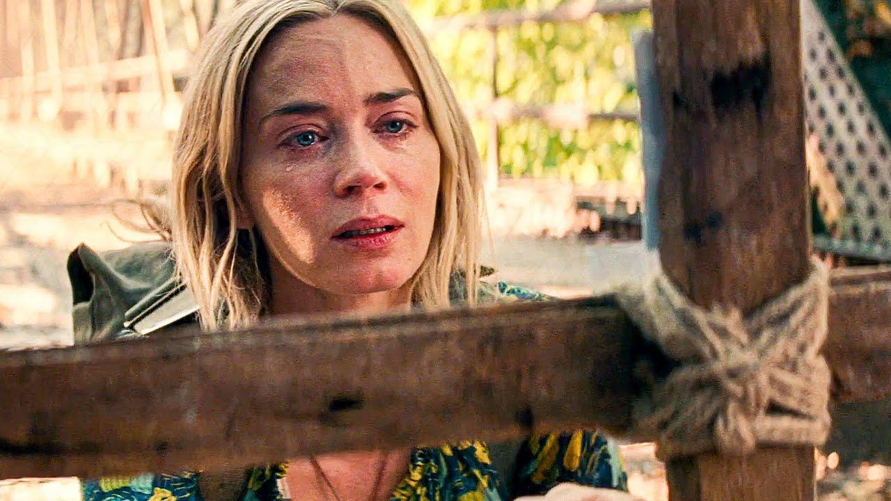 'A Quiet Place Part II': el silencio no basta en tenso tráiler final de la secuela