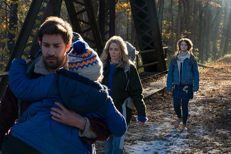 John Krasinski revela origen de los monstruos de A Quiet Place su exitosa cinta de terror