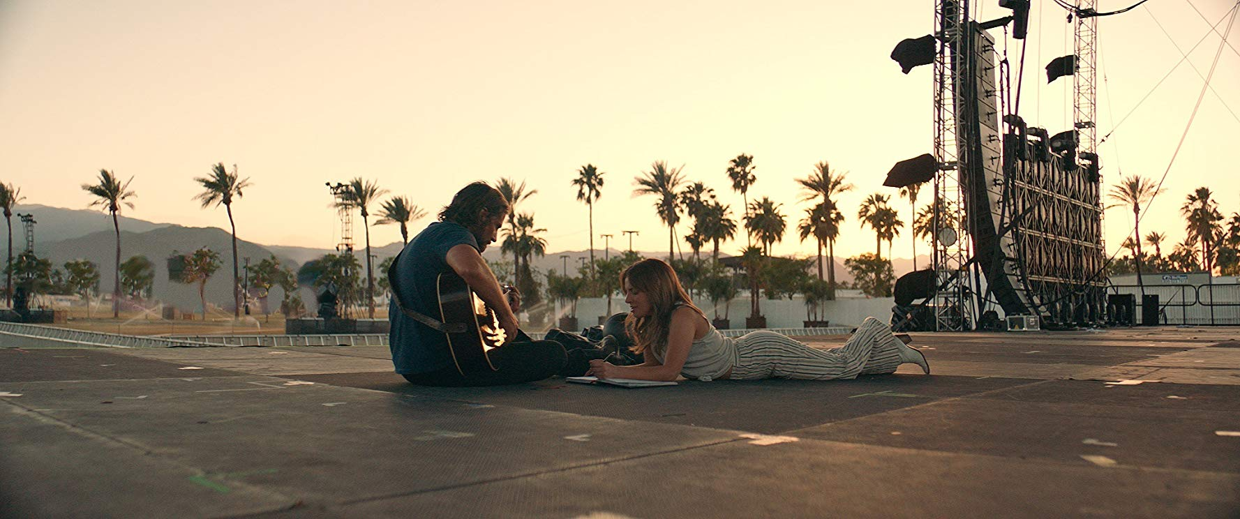 Nace una estrella (A Star is Born) – Bradley Cooper y Lady Gaga cautivan en íntimo relato de Warner Bros