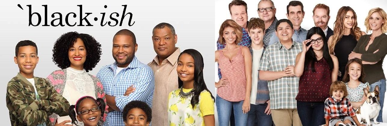 ABC, Black-ish, Modern Family
