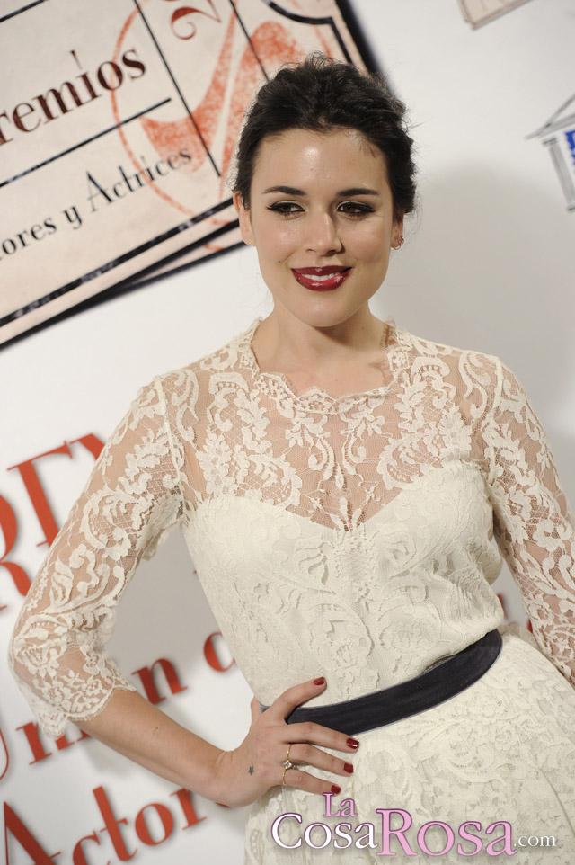 Adriana Ugarte en la 23ª edición de los Premios de la Unión de Actores