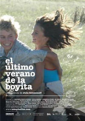 Cartel de El Ultimo Verano de la Boyita