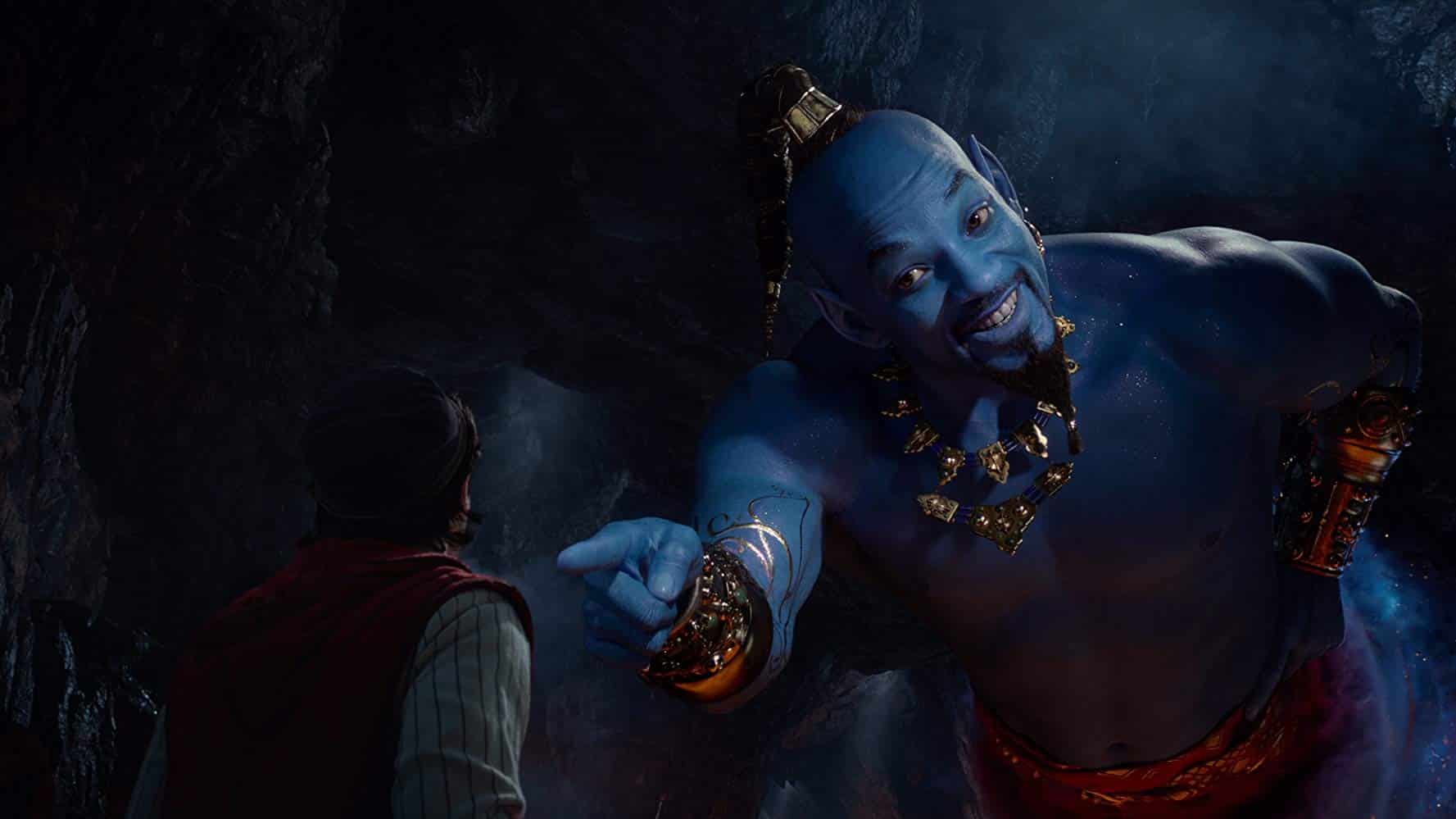 El live-action de Aladdin libera tráiler completo con Will Smith