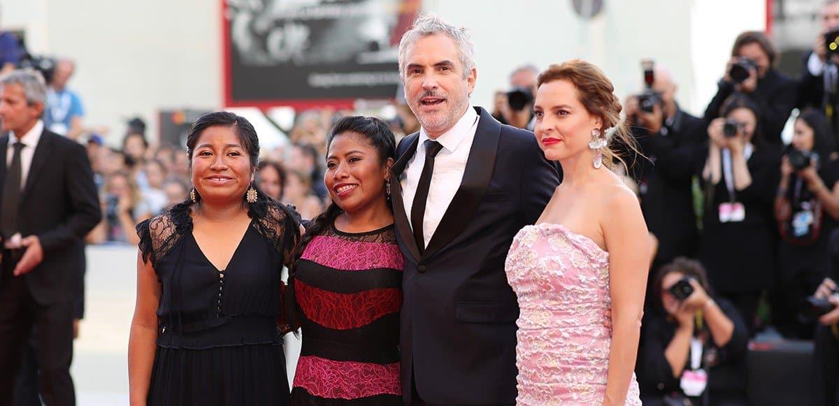 Alfonso Cuarón conquista la crítica con ROMA (primeras reacciones) desde #Venezia75
