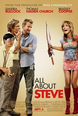 Cartel de All About Steve