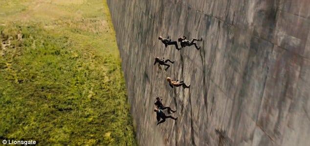 'LEAL', es el título de la tercera entrega de la saga Divergente. Estreno en cines en México, 18 de marzo.