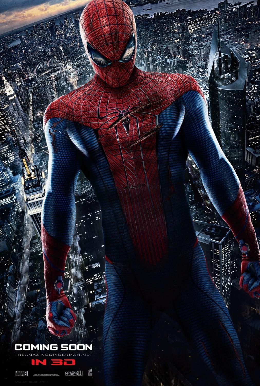 Amazing spider man, el arte perdido