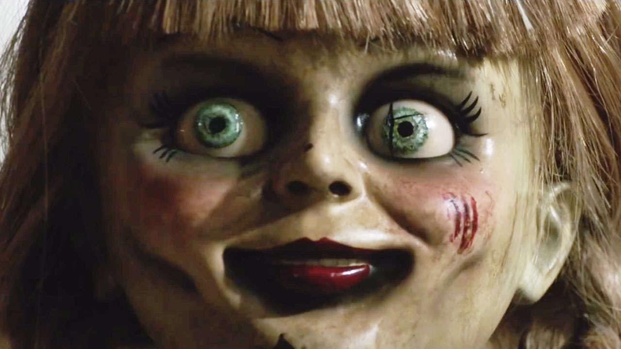 Annabelle Comes Home libera terrorífico tráiler y póster oficial