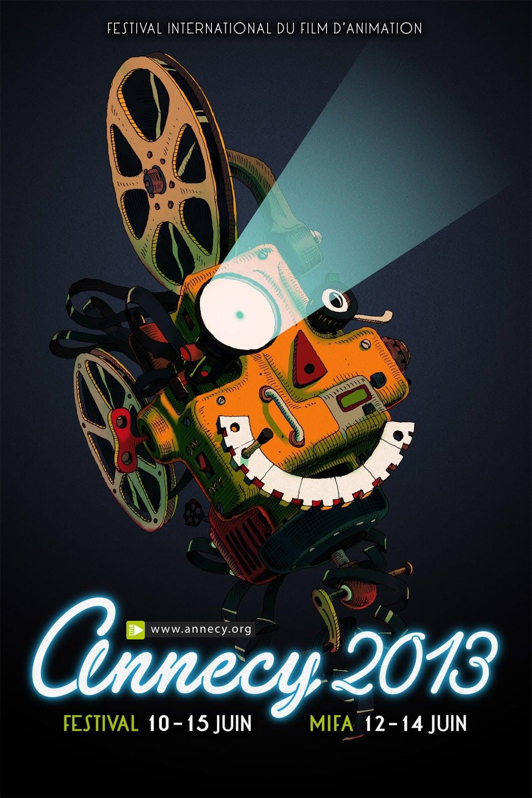 Festival de Annecy 2013