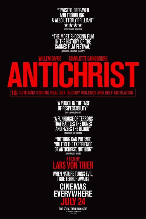 Antichrist. Poster