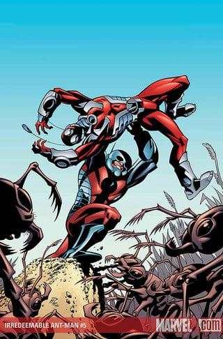 Ant-Man vs Ant-Man