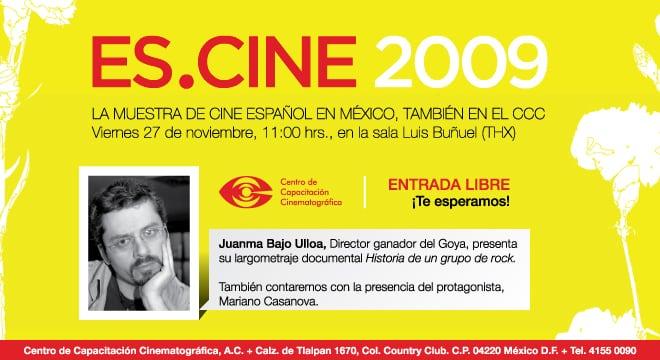 Cine español en el CCC