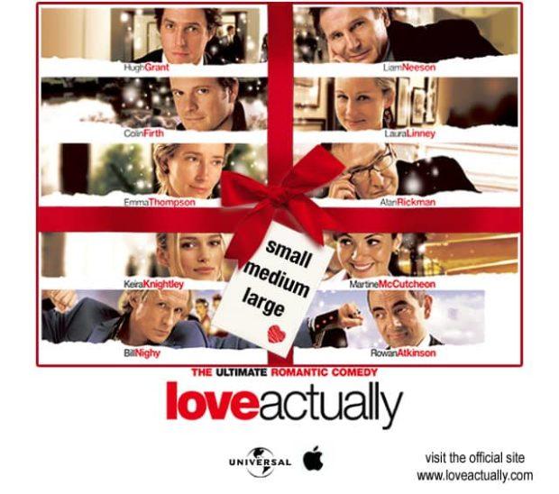 el trailer honesto de realmente amor