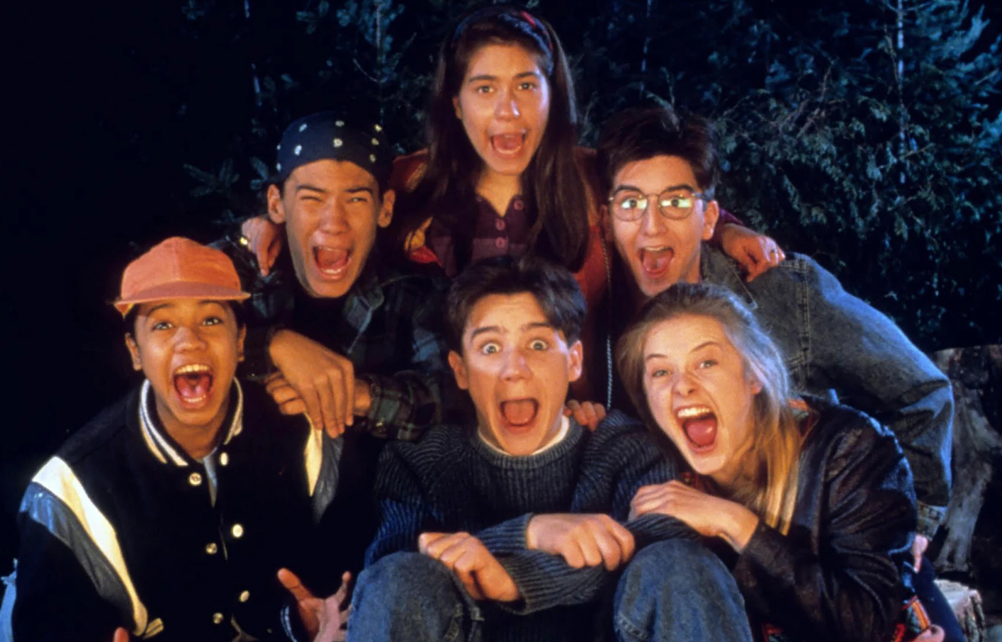 Primer teaser tráiler del revival de la serie Are You Afraid of the Dark?