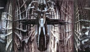 Arte de H. R. Giger