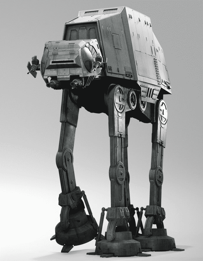 All Terrain Armored Transport (AT-AT) Star wars