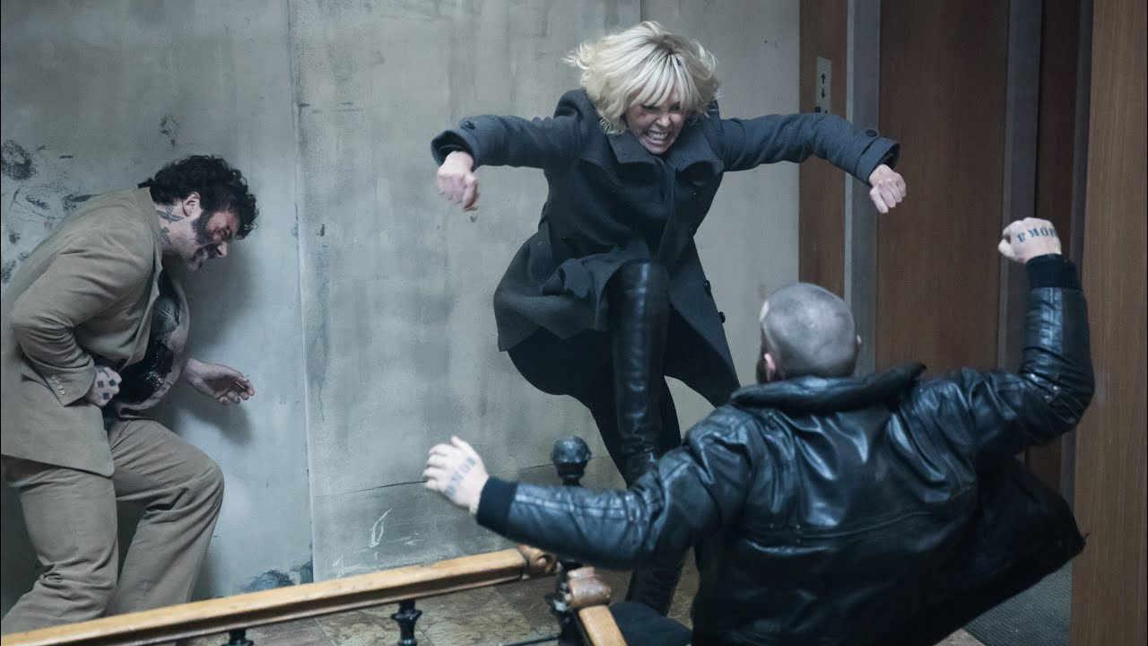 Atomic Blonde 2 está en desarrollo asegura Charlize Theron en el San Francisco Festival