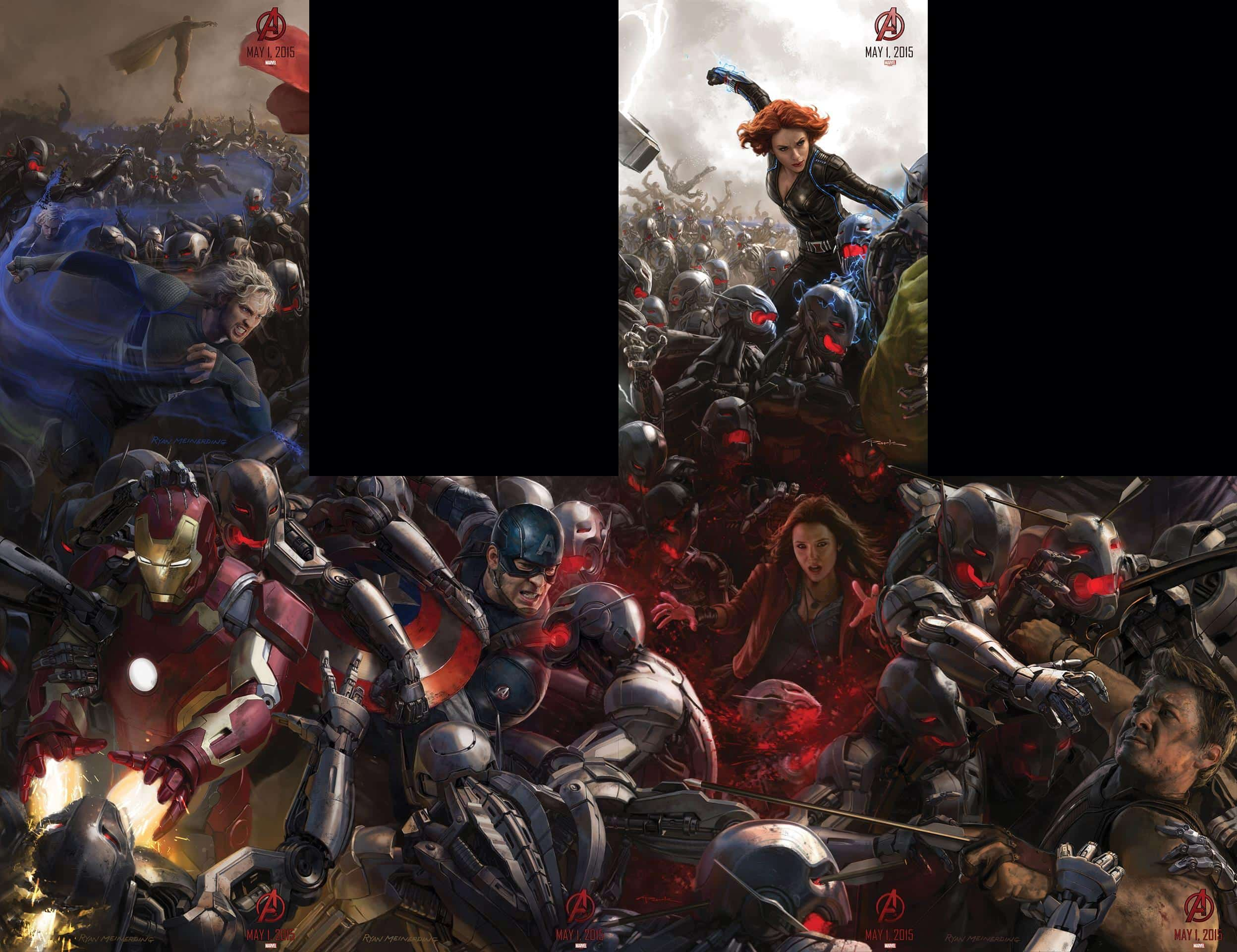 Avengers: AOU Incomplete Banner
