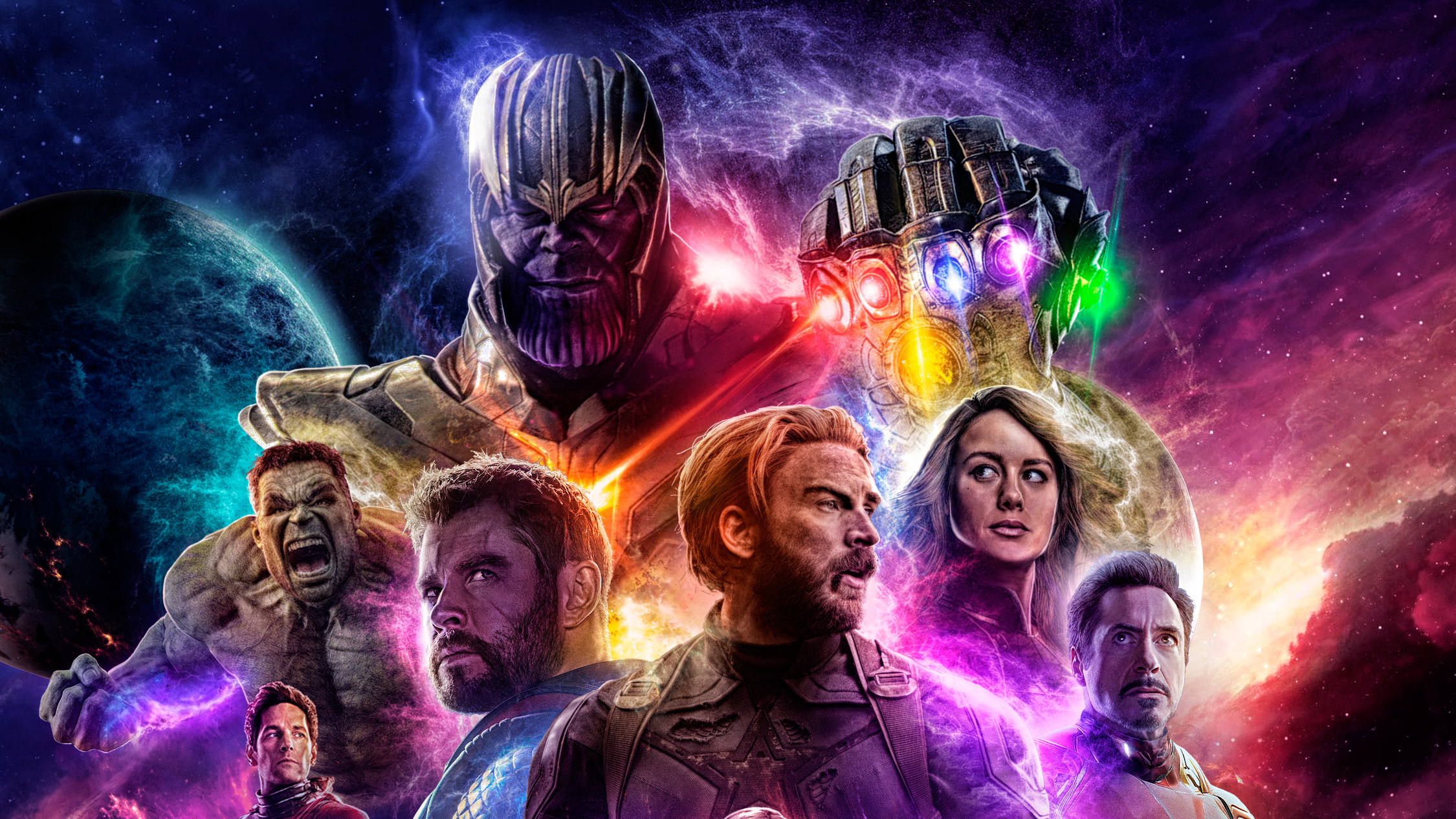 Avengers: Endgame ya es la segunda película más taquillera de la historia del cine