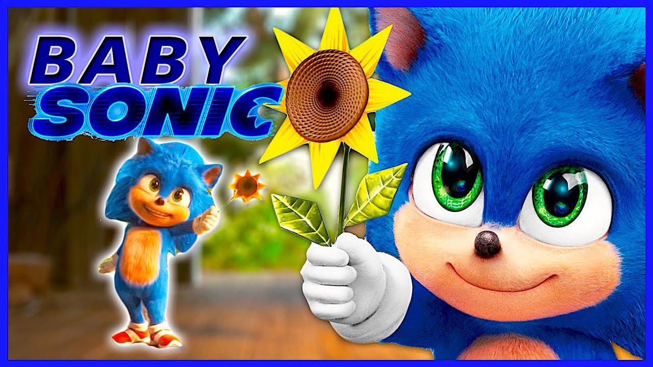 Baby Sonic debuta en nuevo tráiler de Sonic the Hedgehog de Paramount