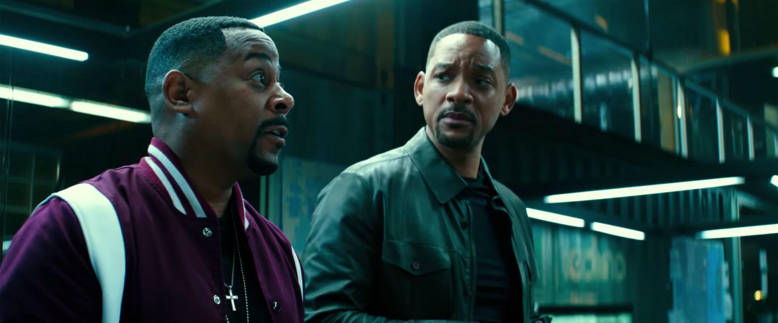Will Smith y Martin Lawrence regresan en primer tráiler oficial de Bad Boys for Life