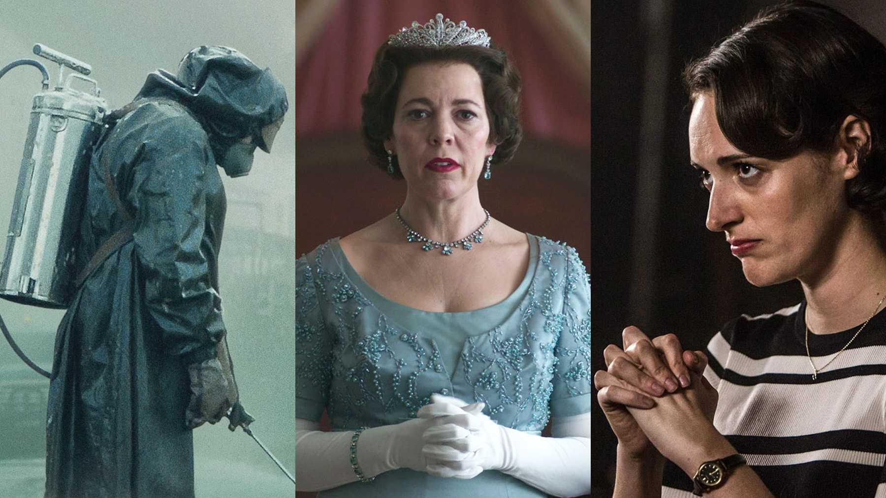 Nominaciones BAFTA TV 2020: Chernobyl lidera con 14, The Crown y Fleabag le siguen