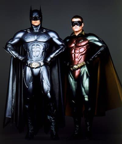 Batman Forever, tercera parte de la franquicia