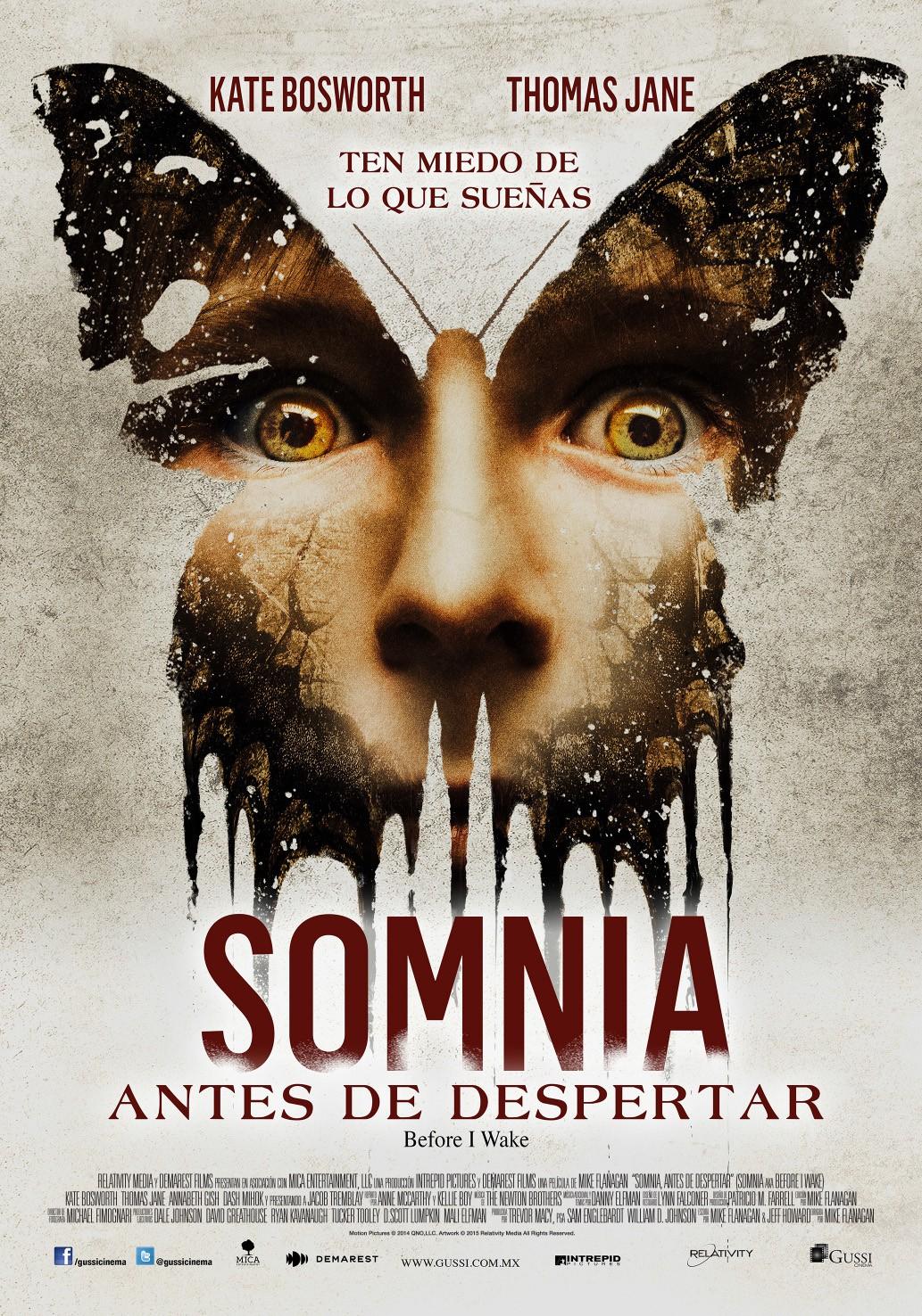 Somnia: Antes de despertar (Before I Wake) thriller sobrenatural algo estimulante – Cine y TV – Cine3