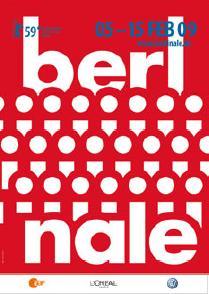 Cartel del Berlinale 2009