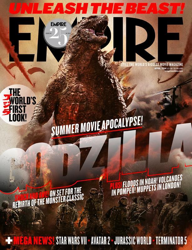 Godzilla Empire