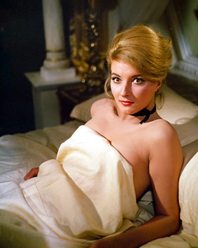 Daniela Bianchi en From Russia With Love