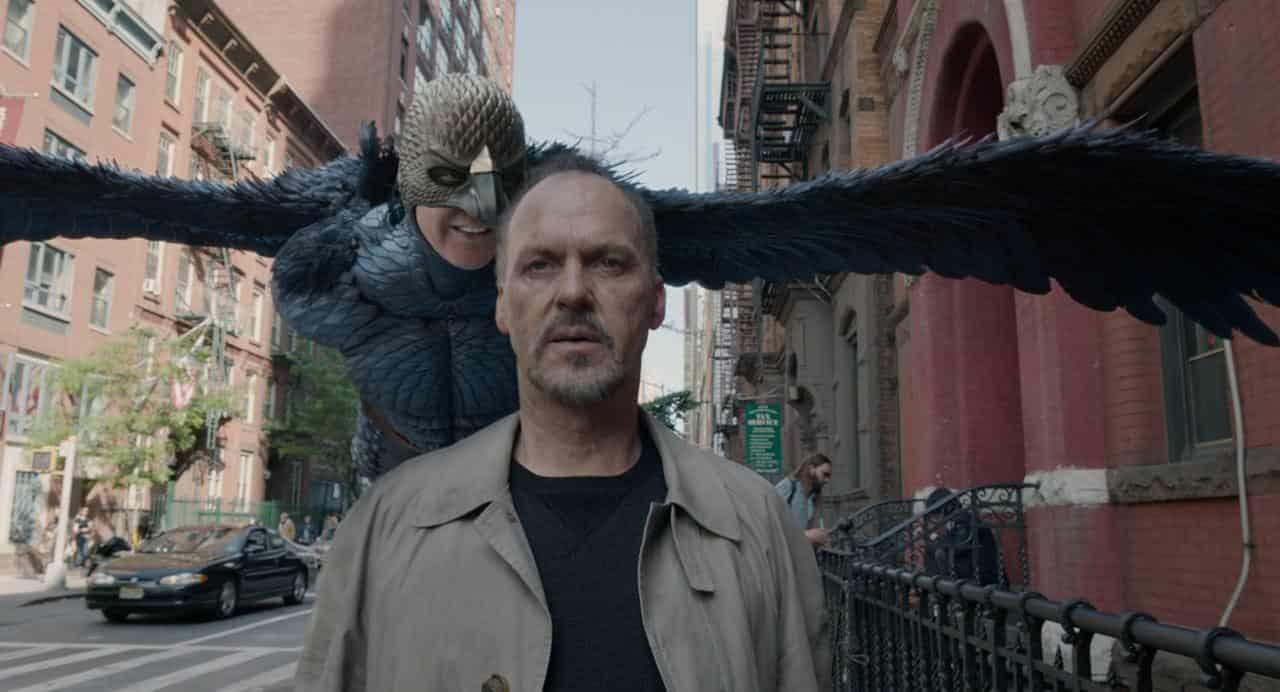 Birdman la Extraña voz de Keaton