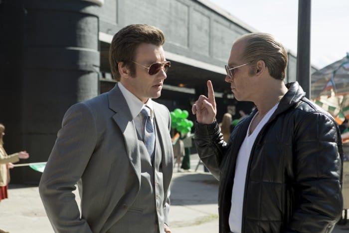 Joel Edgerton y Johnny Depp protagonizan 'Pacto Criminal', en cines 20 de noviembre.