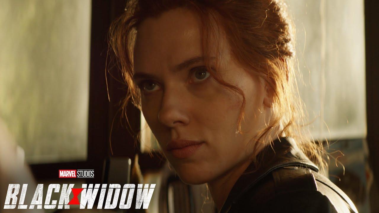 Ya tenemos el explosivo tráiler final Black Widow de Marvel Studios