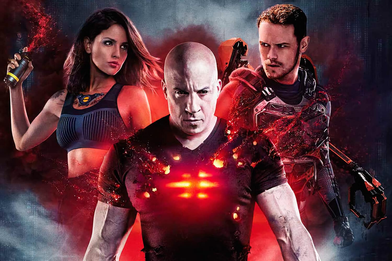 Acá puedes ver los primeros 9 minutos de Bloodshot con Vin Diesel
