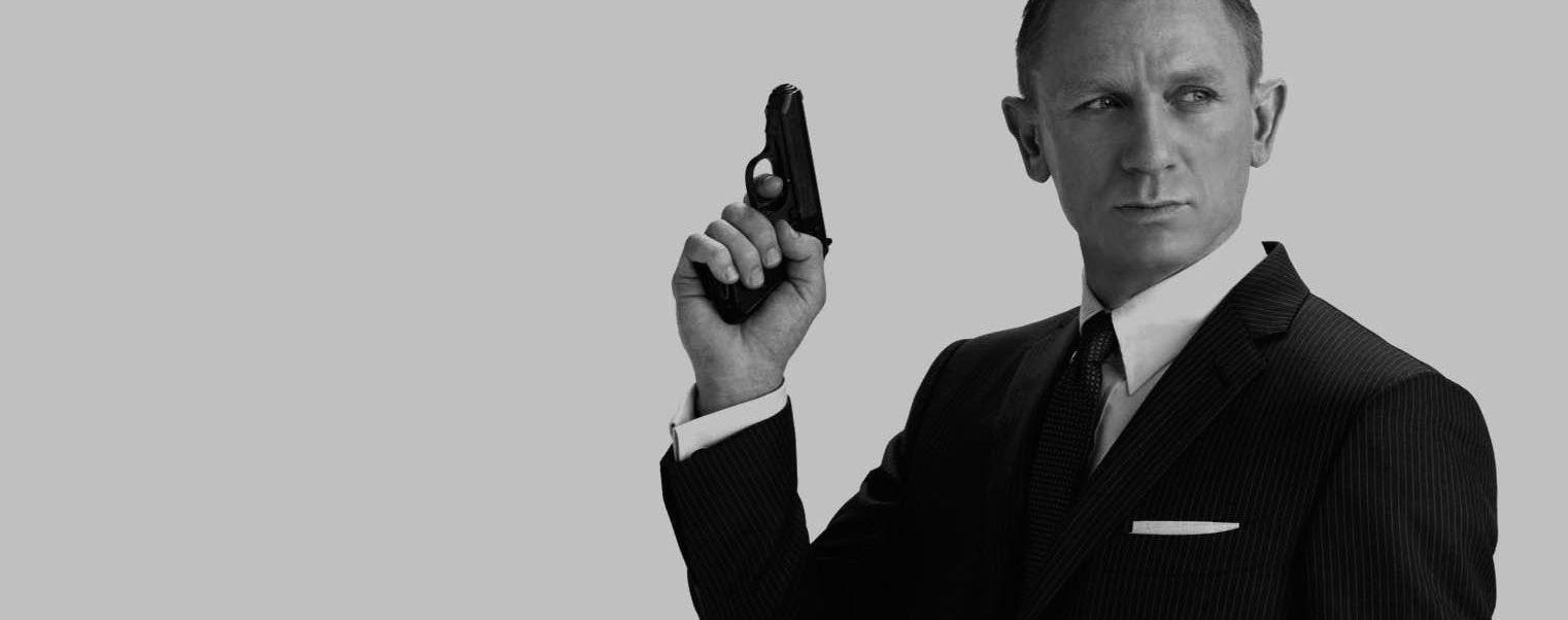 Daniel Craig protagoniza primer póster oficial de No Time to Die