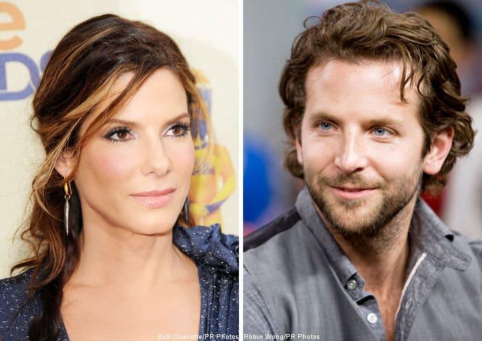 Sandra Bullock y Bradley Cooper