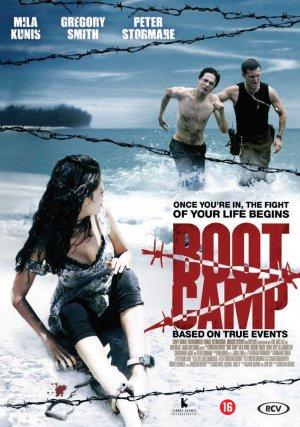 Cartel de Boot Camp