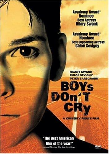 Boys Don´t Cry. Los muchachos no lloran