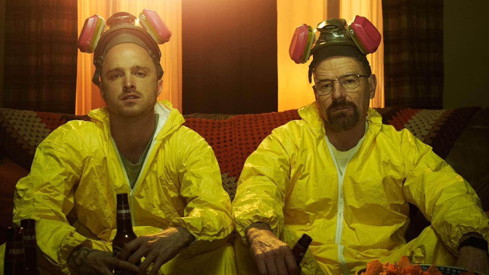 Vince Gilligan prepara película sobre Breaking Bad con AMC