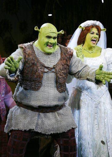 Escena de Shrek: The Musical