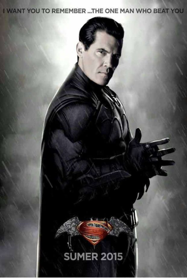 Batman Josh Brolin