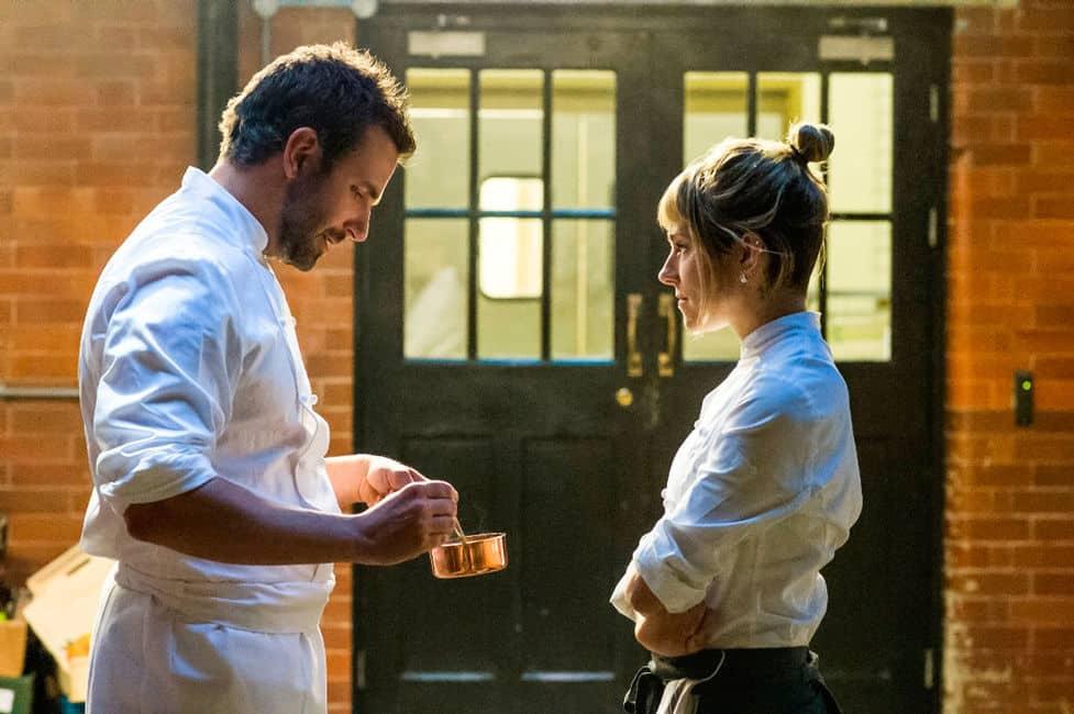 Bradley Cooper y Sienna Miller en 'Una Buena Receta' (Burnt). En cines 08 de abril. Photo by The Weinstein Company - © The Weinstein Company