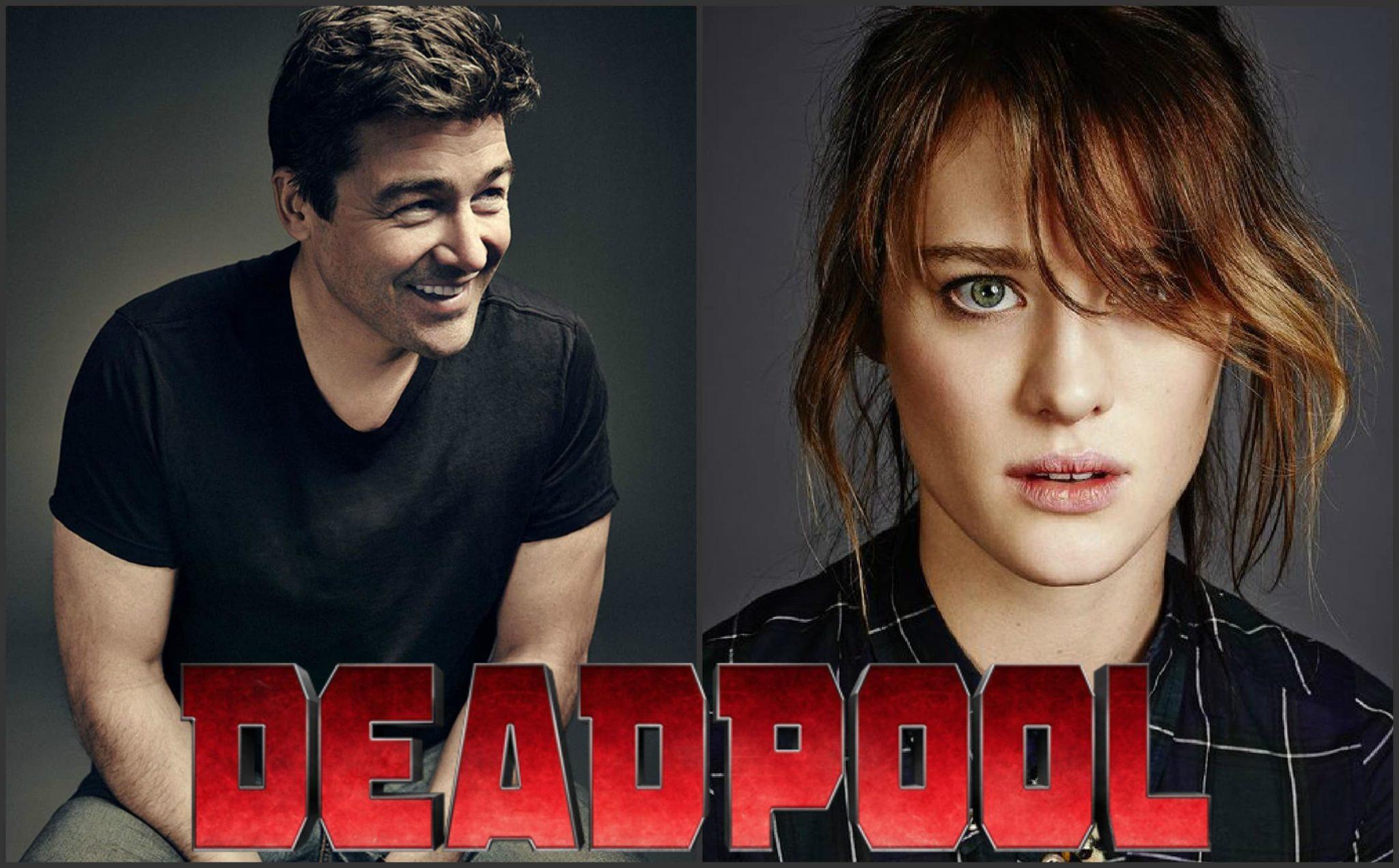 Deadpool, Kyle Chandler, McKenzie Davis