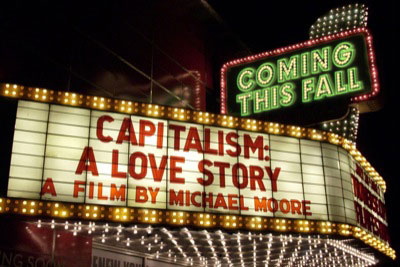 Promocional de Capitalism: A Love Story