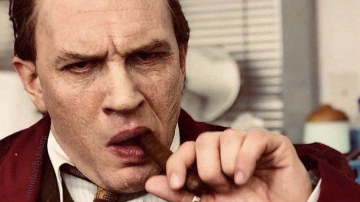 Un irreconocible Tom Hardy protagoniza tráiler de Capone de Josh Trank
