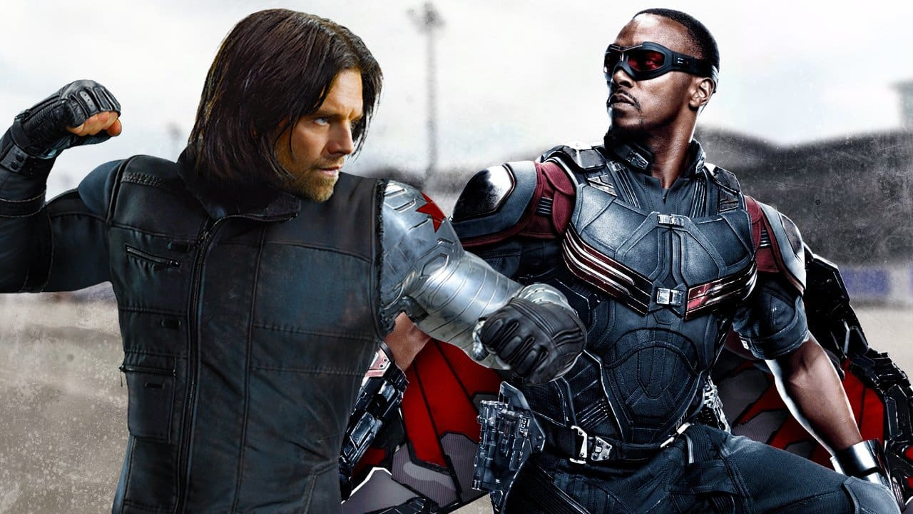 Falcon y Winter Soldier se unirán en serie de Disney Play el servicio de streaming