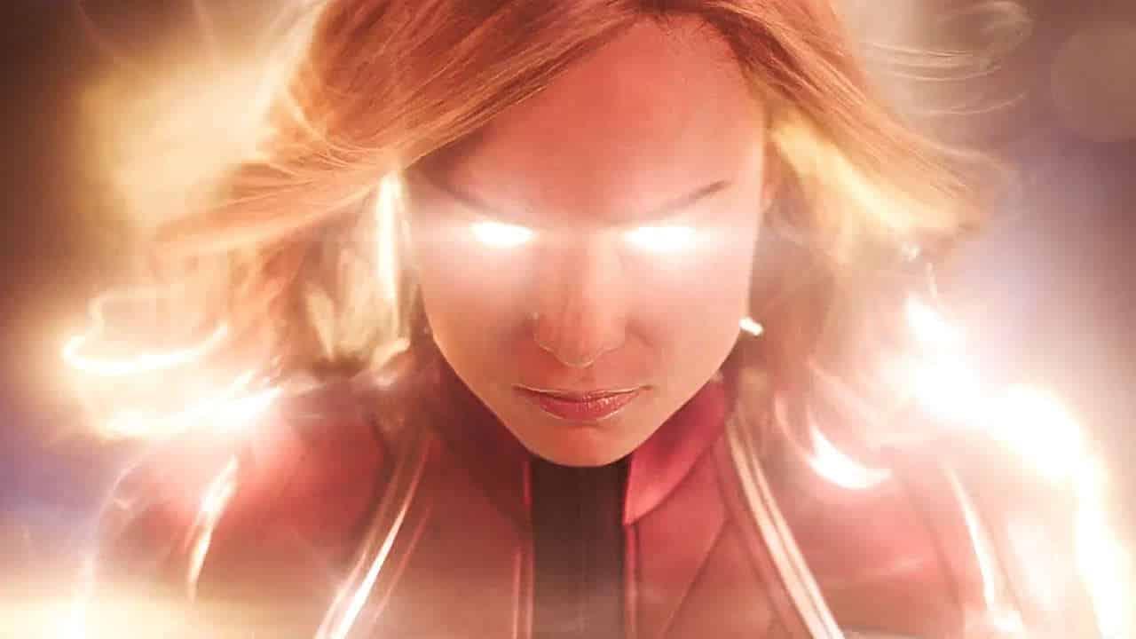 Captain Marvel libera primer tráiler completo y está increíble no te lo puedes perder