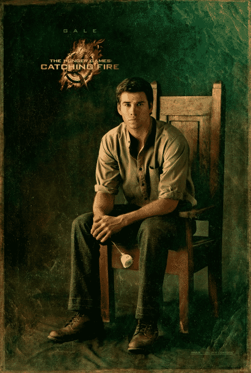 "Gale / ""Los juegos del hambre 2: En llamas"" (The Hunger Games: Catching Fire)"